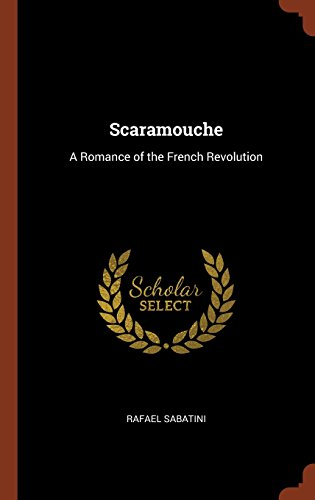 Book cover for Scaramouche