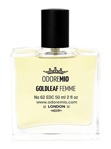 Odore Mio Goldleaf Femme 3 ml Eau de Cologne Natural Perfume Spray -