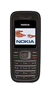 Nokia 1208 Sim Free Unlocked Mobile Phone