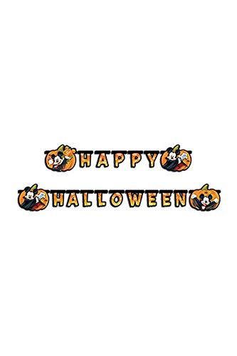(Disney Micky Maus Halloween Banner, 2m)