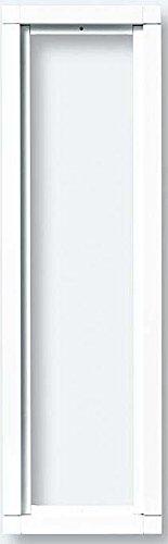 Preisvergleich Produktbild Siedle Kombirahmen 4 Module, KR 611-4-1-0 Wh, weiß-hochglanz, 4919374