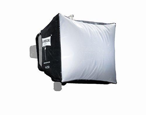 Airbox Macro Softbox für LED Leuchten Chimera Softbox