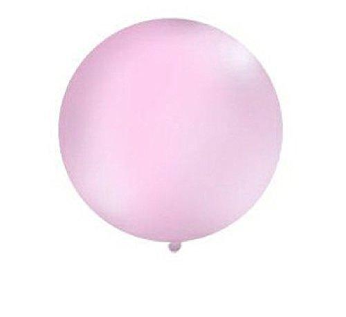 Mondial-fete - 10 Ballons géants roses 50 cm