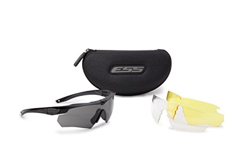 0eb4bfe1f4 ESS Eyewear 314538-SSI Cross Series Crossbow 3LS Kit 740-0387 - multi,