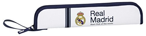 Real Madrid – Portaflauta, 1ª equipacion Temporada 2016/2017 (SAFTA 811654284)