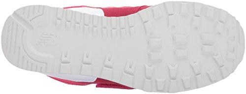 New Balance Unisex Baby 574v1 Sneaker Pink (Pink/White)