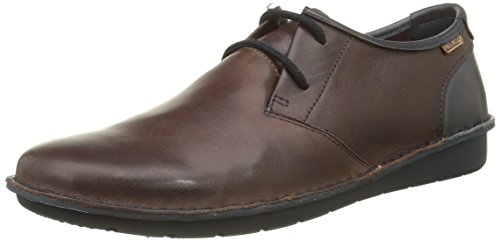 Pikolinos Santiago M7b I16, Chaussures Lacées Homme Marron (Olmo)