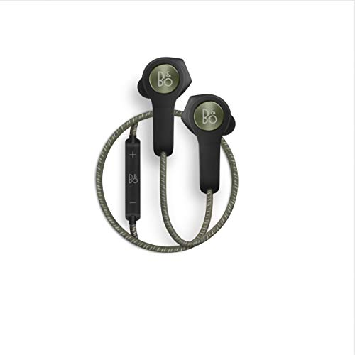 Bang & Olufsen Beoplay H5 Drahtlose In-Ear-Kopfhörer, moss green