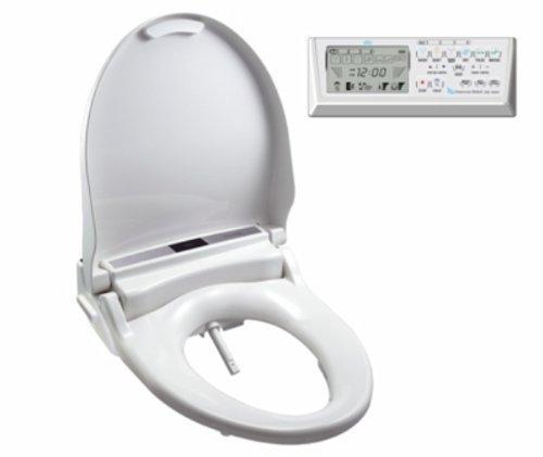 Clean Sense dib-1500R Bidet Seat Round with Remote Control by Clean Sense
