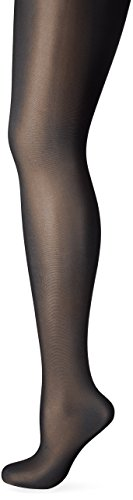 Wolford Damen Strumpfhose Neon, 40 DEN, Schwarz (Black 7005), L