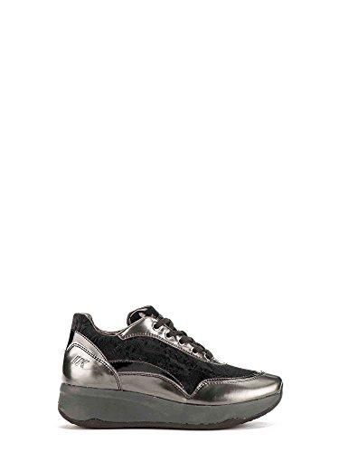 Basket, couleur Noir , marque LUMBERJACK, modèle Basket LUMBERJACK DOMINO Noir