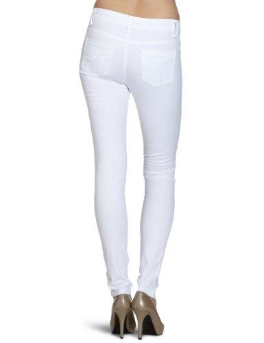 LERROS Damen Hose, 3239812 Weiß (White 100)