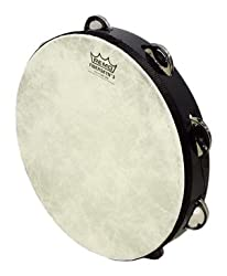 Remo 832500 8 Inch Tambourine Single Row Percussion