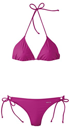 Beco Damen Triangelbikini-Basics Pink