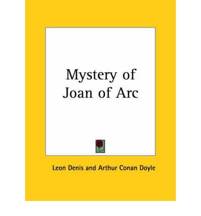 Mystery of Joan of Arc (1925) (Paperback) - Common