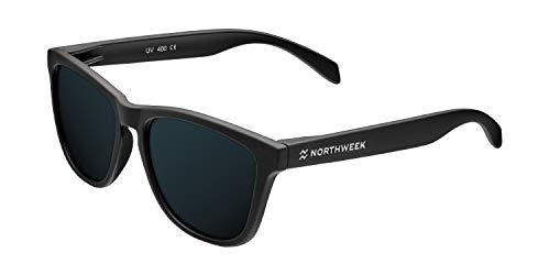 Northweek Regular Gafas de sol, Negro, 52