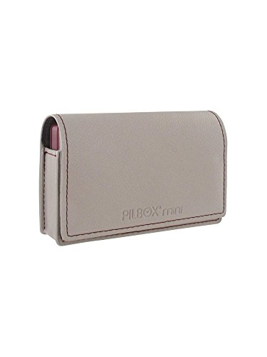 Pilbox Pillbox Mini, Taupe