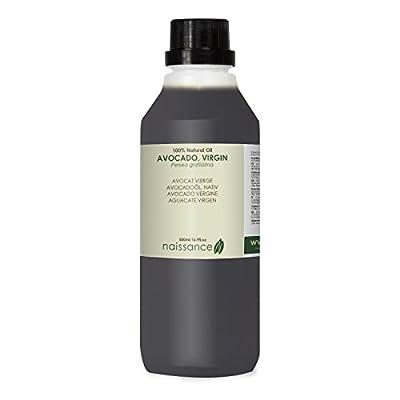Naissance Virgin Avocado Oil 500ml 100% Pure from Naissance