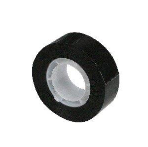 APLI 12276 - Cinta adhesiva negra 19 mm x 33 m