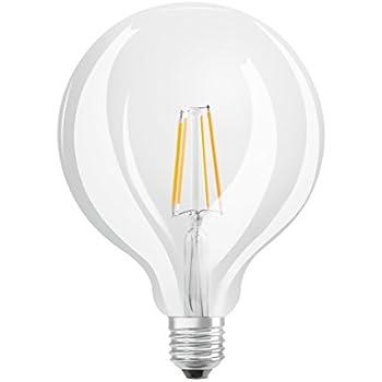 Osram 808942 Bombilla LED E27, 7 W, Blanco