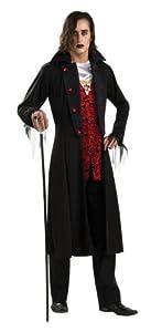 Rubies Deutschland 2 889356 STD - Disfraz de vampiro de la realeza (talla única)