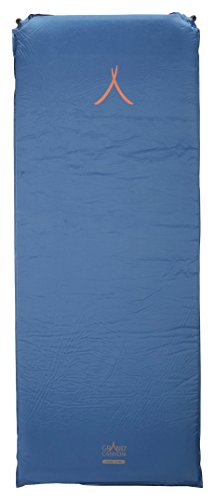 Grand Canyon Cruise 3.0 MP selbstaufblasbare Isomatte, 185 x 55 x 3 cm, blau, 305035
