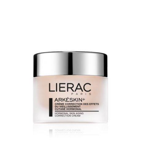 Lierac - Crema correctora efectos del envejecimiento cutáneo hormonal arkeskin+