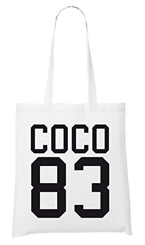 Coco 83 Sac Blanc