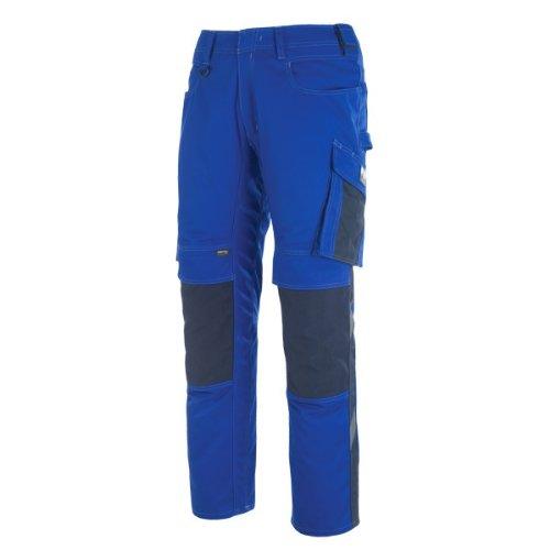 Mascot - Pantaloni da lavoro con rinforzi in CORDURA® 46 Grigio/Nero Black/Dark Anthracite