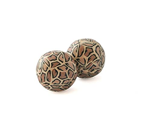 Leopard Print Stud Earrings Set for Women, Silver Plated Animal Jewellery Gifts for Her