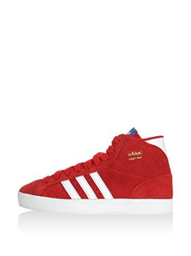 adidas Basket Profi K, Sneaker bambini Rosso