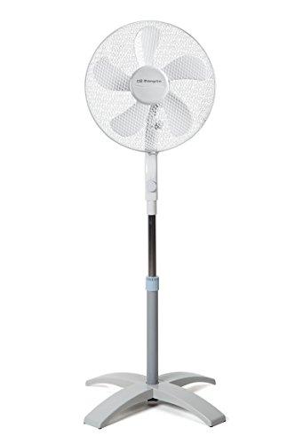 Orbegozo SF 0440 - Ventilador de pie con movimiento oval, 3 velocidades, 40 cm de diámetro y potencia...