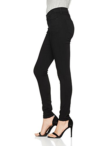 Tommy_Jeans Mid Rise Nora Dnbst, Jeans Skinny Donna Nero (Dana Black Stretch 945)
