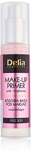 Delia Free Skin Make-up Primer Pink-Brightening 35ml by Delia Cosmetics