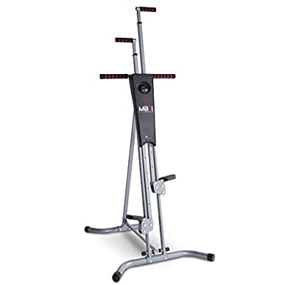 Maxi Climber Vertical Climbing Cardio Exercise Machine by Maxi Climber