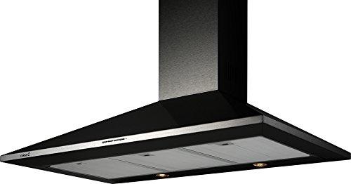CATA OMEGA 900 BK De techo Negro 645m³/h D - Campana (645...
