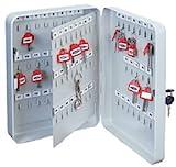 Coffre-fort Armoire murale à clés pour 93 clés Rottner TS 93 Fabriqué en tôle d'acier-Boîte pour clés