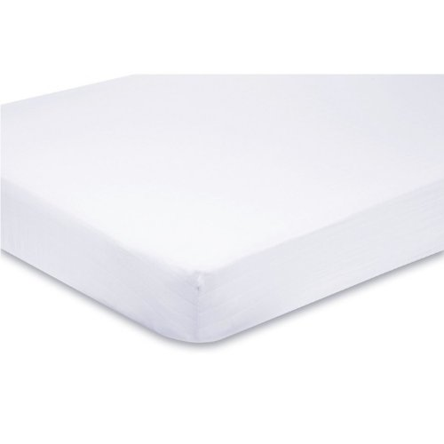 2x-cot-bed-100-cotton-jersey-fitted-sheets-140-x-70-cm-white