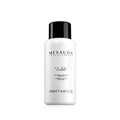 Mesauda Milano, Soak-Off-Kit, Entferner (250ml ) + entfettender Reiniger (250ml), für Fingernägel - Pop Nail Polish Beauty