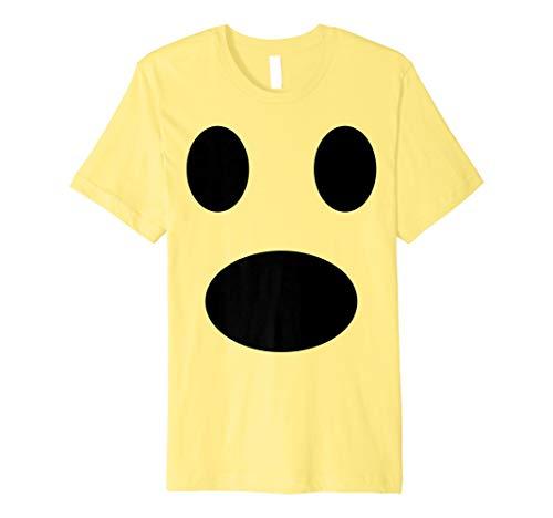 598677efe Emoji face shirt halloween party al mejor precio de Amazon en ...
