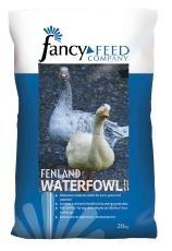 Fancy Feeds Fenland Waterfowl Pellets 20kg Test