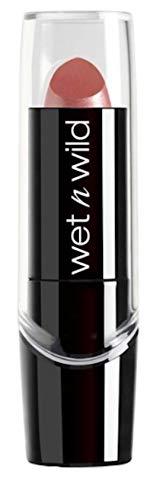 (3 Pack) WET N WILD Silk Finish Lipstick - Dark Pink Frost -