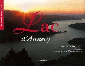 Richesses et Visages du Lac d'Annecy par Francine Bonardot