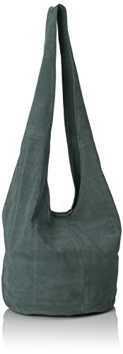 Think - Think! Bag, Borse a spalla Donna Verde (Forest 60)