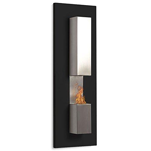 Fireglass--Chimenea-de-etanol-estufa-bio-de-pared-color-negro