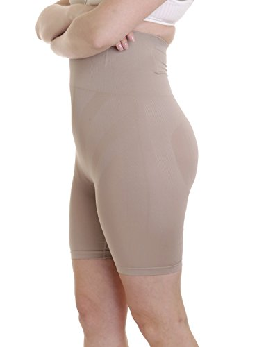 Damen Shapewear Miederpants Taupe