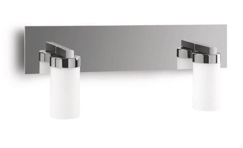 Philips myBathroom Aloe - Aplique para baño con 2...