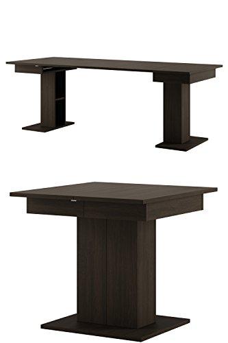 esstische wenge im vergleich beste. Black Bedroom Furniture Sets. Home Design Ideas