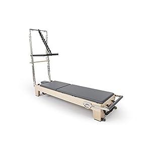 Reformer Pilates de Madera Con Torre Elite
