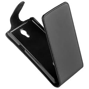 yayago Premium Flip-New-Style Tasche -Ultra Flach- für Sony Xperia T (LT30p)